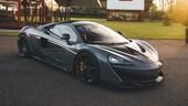 McLaren 600LT, il tuning di Novitec