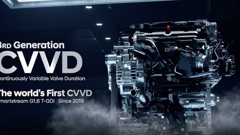 Tecnologia Hyundai CVVD: il video