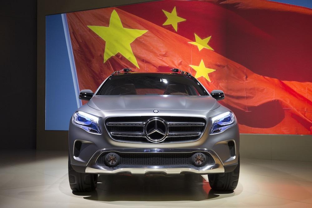 Daimler, BAIC diventa azionista al 5%