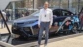 Toyota al Giffoni Film Festival con Rav4 e Corolla