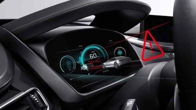Bosch prepara i display auto con informazioni in 3D