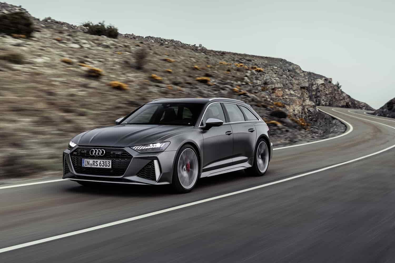 Audi RS 6 Avant, la super wagon arriva a 600 cavalli