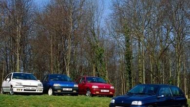 Renault Clio, storia di un successo: la prima serie
