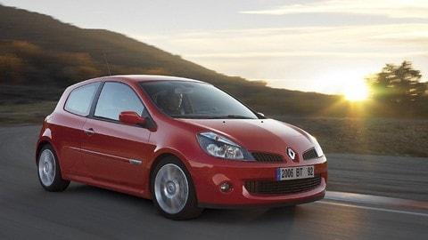 Renault Clio, terza serie: foto
