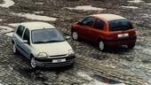 Renault Clio, la sua storia a puntate: la seconda serie