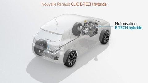 Renault Clio Ibrida, come funziona: VIDEO