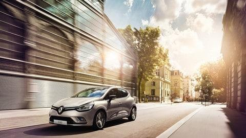 Renault Clio, quarta serie: FOTO