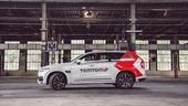 TomTom, il prototipo a guida autonoma a Francoforte