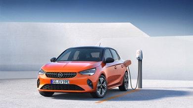 Opel Corsa-e, elettrica cruciale
