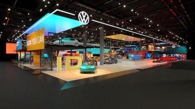 ID.3 e logo, è nata la nuova Volkswagen