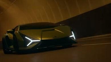 Lamborghini Sián, la presentazione: VIDEO