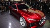 BMW al Salone di Francoforte svela Concept 4 a X5 a idrogeno