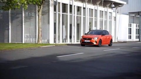 Opel Corsa-e, Salone di Francoforte 2019: VIDEO