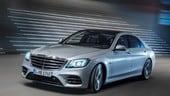 Nuova Mercedes Classe S, con la guida autonoma di Livello 3