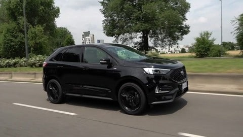 Ford Edge ST-Line, il test: VIDEO