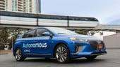 Hyundai e Aptiv, insieme venture per la guida autonoma