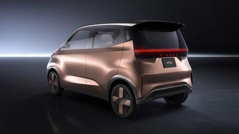 Nissan IMk Concept: foto