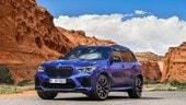 BMW X5M e X6M Competition, prestazioni da GT