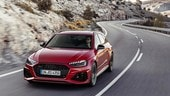 Audi RS4 Avant restyling, tutto un altro volto