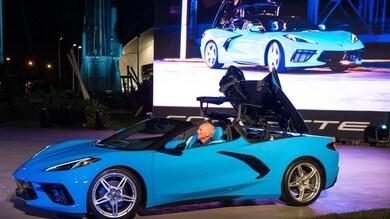 Corvette Convertible, l'hard top per la seconda rivoluzione