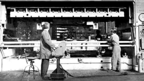 Citroën e il 7 ottobre 1969, un milione di DS: LE FOTO
