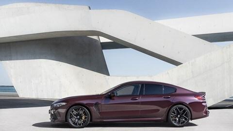 BMW M8 Gran Coupé: foto