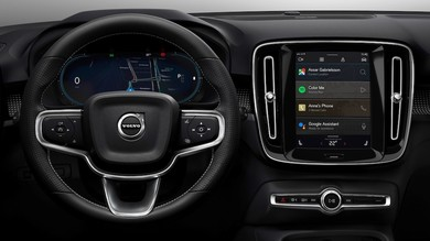Volvo XC40 elettrica, Android Automotive all'esordio