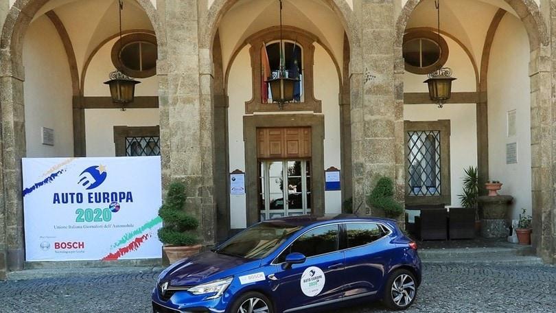 Nuova Renault Clio vince il premio