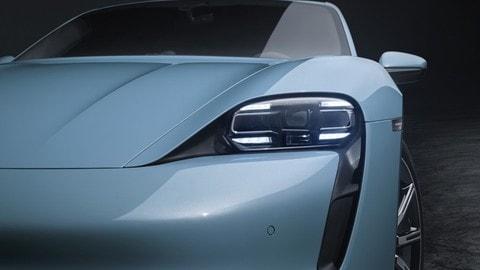 Porsche Taycan 4S: foto