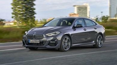 """BMW Serie 2 Gran Coupé, """"2"""" nel nome """"1"""" nella tecnica"""