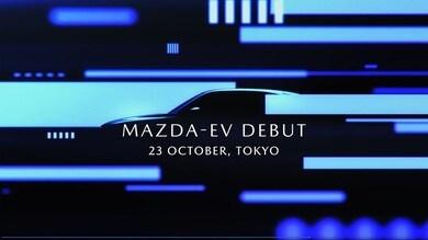 Mazda elettrica, stile e linee inedite con il design Kodo