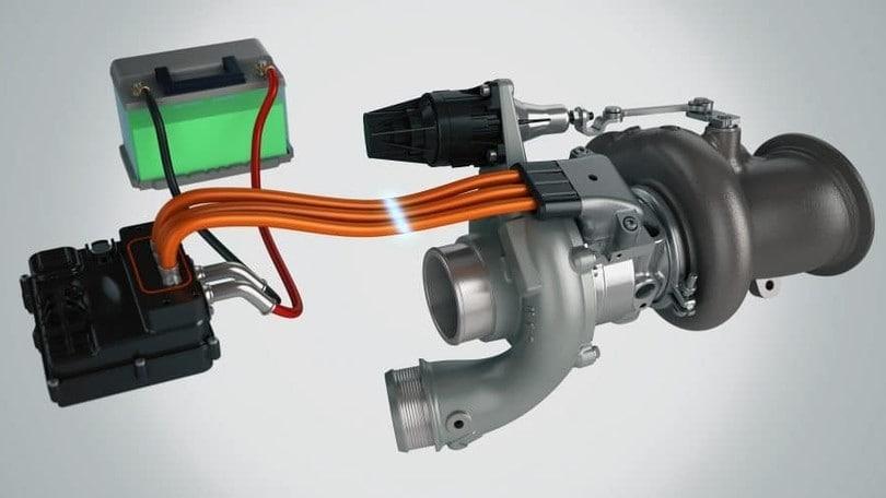 Garrett, turbo elettrificato arriva nel 2021
