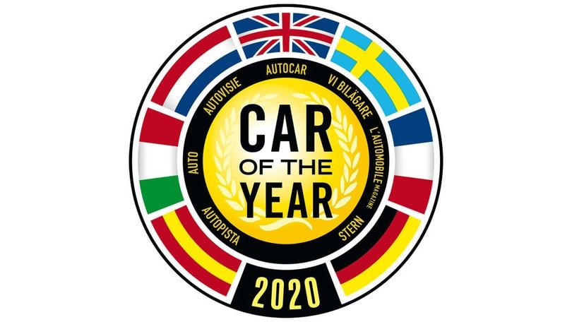 Auto dell'Anno 2020, le 35 candidate