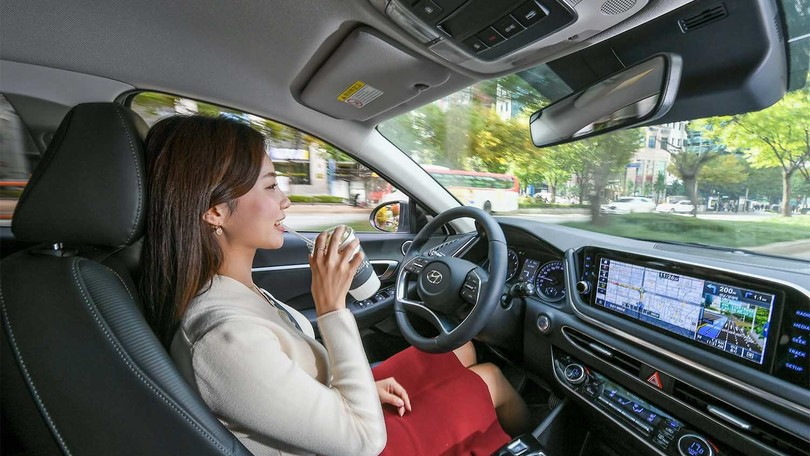 Hyundai smart cruise control, impara da solo