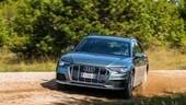 Audi A6 allroad quattro, station wagon