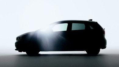 Nuova Honda Jazz, presentazione in streaming