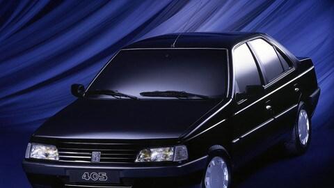 Peugeot 405: FOTO