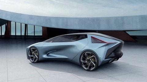 Lexus LF-30 Electrified Concept: foto