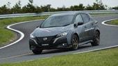 Nissan lavora all'elettrico integrale All Wheel Control