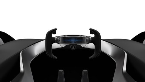 Toyota e-Racer concept: foto