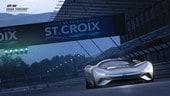 Jaguar Vision Gran Turismo Coupé, l'elettrica per GT Sport