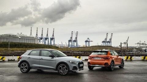 Audi A1 Citicarver, primo test: FOTO