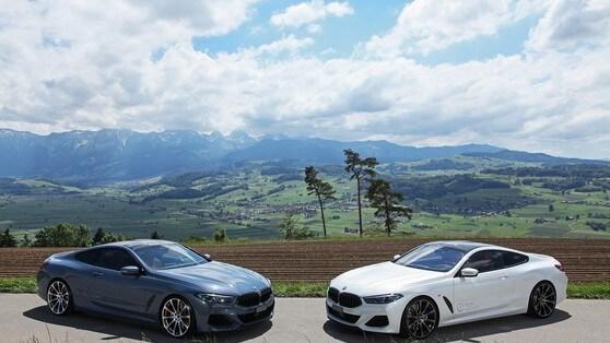 BMW M850i xDrive, più cavalli con il tuning