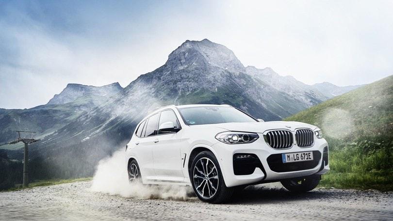 BMW X3 ibrida plug-in, in primavera spazio a xDrive30e