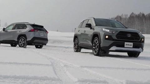 Nuova Toyota Rav 4 Hybrid: generazione 5