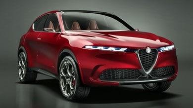 Alfa Tonale debutto ibrido, poi benzina e diesel