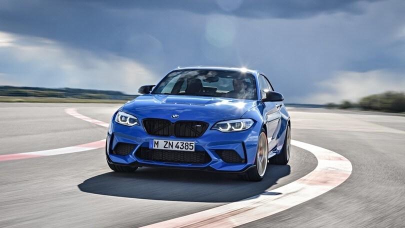 BMW M2 CS, coupé da reparto corse