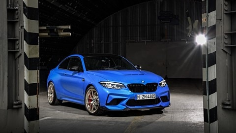 BMW M2 CS: foto