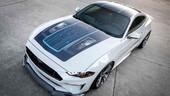 Ford Mustang Lithium, prototipo elettrico da 900 cavalli