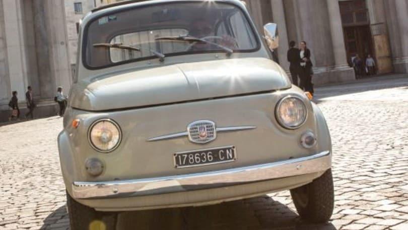 Italia: vecchie Fiat 500 più delle auto elettriche